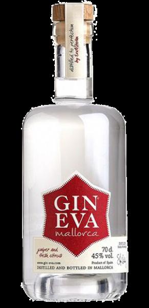 Evas Distillery, Gin Eva 45%