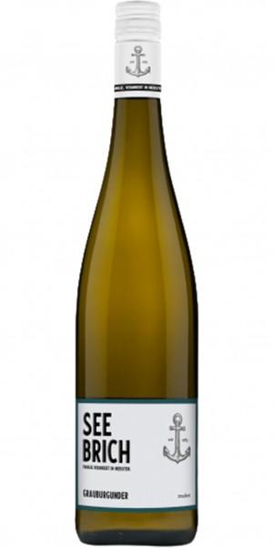 Weingut Seebrich, Niersteiner Grauburgunder, QbA Rheinhessen