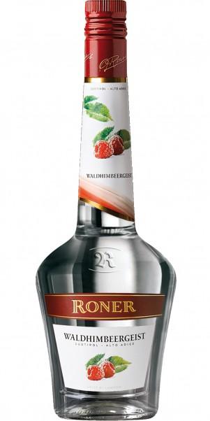 Edeldistillerie Roner, RONER Waldhimbeergeist 40 %