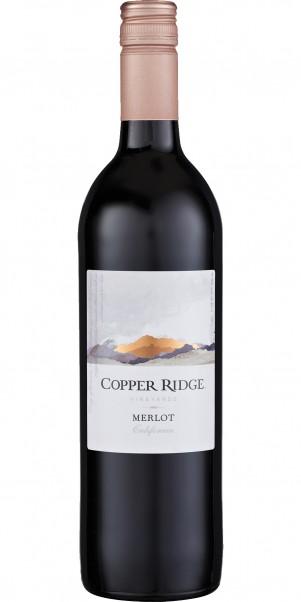 Copper Ridge, Merlot, Kalifornien