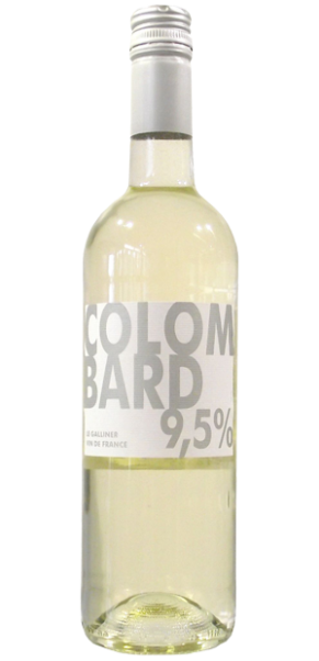 Le Galliner, Colombard 9,5%, VDF Südwestfrankreich