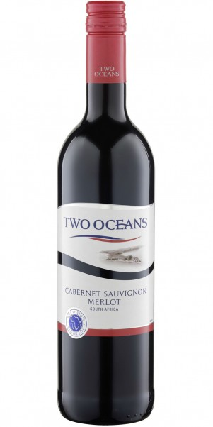 Two Oceans,Cabernet Sauvignon Merlot Vineyard Selection, Western Cape