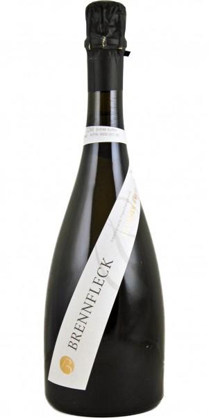 Weingut Brennfleck, Silvaner Brut, traditionelle Flaschengärung, Franken