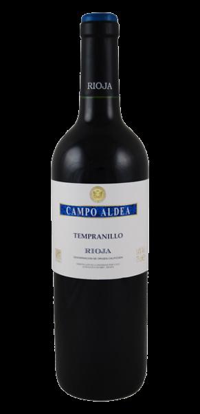 Vinedos de Aldeanueva, Campo Aldea Tempranillo, DOC Rioja