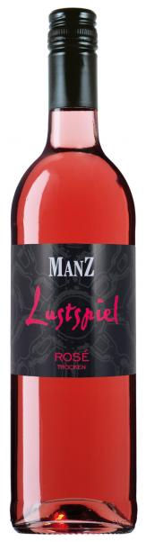 Manz, Lustspiel Rose, QbA Rheinhessen