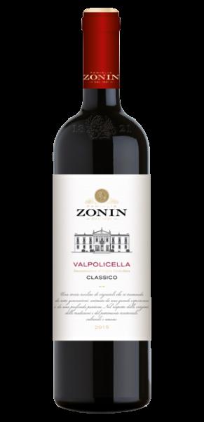 Zonin, Valpolicella Classico, DOC Veneto (Valpolicella)