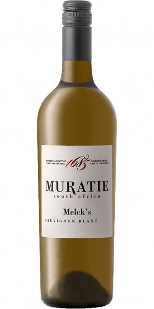 Muratie Estate, Melck's Sauvignon Blanc, Stellenbosch