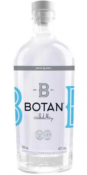 Sektor Spirits, Botan Distilled Dry Gin 42%