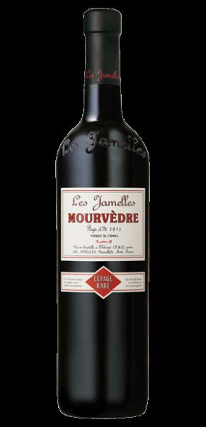 Les Jamelles, Cepage Rare, Mourvedre, Vin de Pays d´Oc