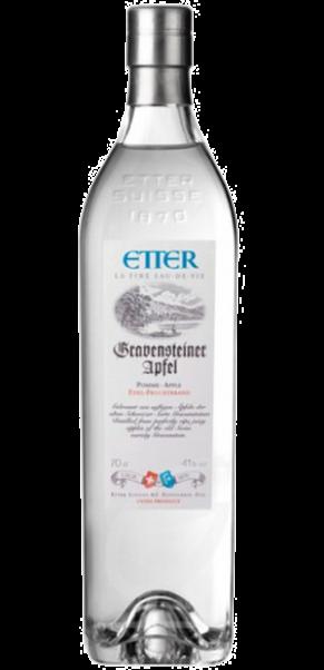 Brennerei Etter, Gravensteiner Apfel, Edel - Fruchtbrand