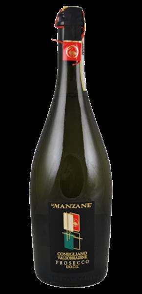 Le Manzane, Prosecco Superiore Frizzante Spago, DOCG Conegliano-Valdobbiadene