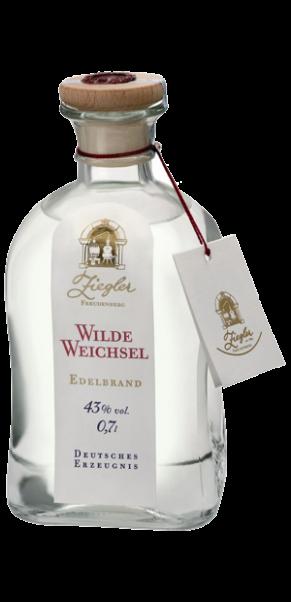 Ziegler, Wilde Weichsel 43% | 0,70 l