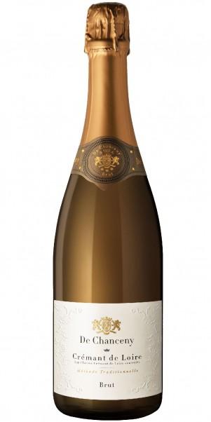 Crémant de Loire Blanc, De Chanceny Brut, AC Loire