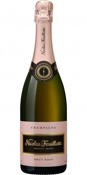 Champagner Nicolas Feuillatte, AC Champagne Brut, Rosé