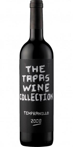 The Tapas Wine Collection, Tempranillo, DO Valencia