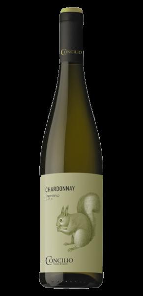 Concilio, Chardonnay, DOC Trentino