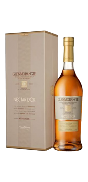 Glenmorangie Nectar D´Òr - Sauternes Cask Extra Matured in Geschenkschatulle