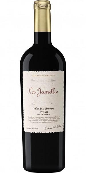 Les Jamelles, Séléction Parcellaires Syrah, Vin de Pays d´Oc