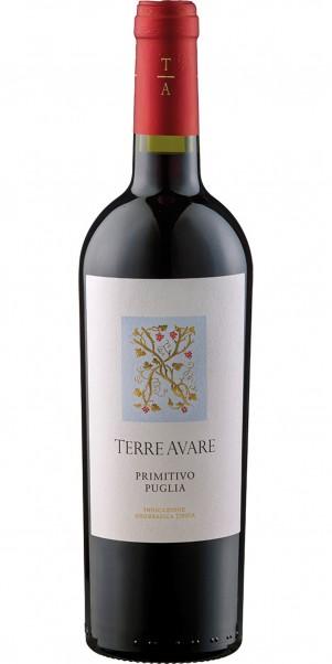 Terre Avare, Primitivo `Terre Avare´, IGT Puglia
