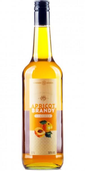 Sonnenschein, Apricot Brandy, Likör 30%