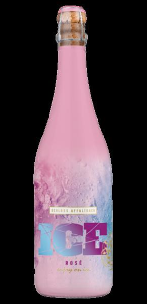 ICE Rosé, Sekt Cuvée Sweet by Schloss Affaltrach