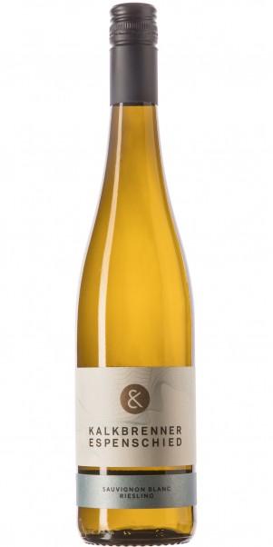 Kalkbrenner & Espenschied, Sauvignon Blanc + Riesling, QbA Rheinhessen