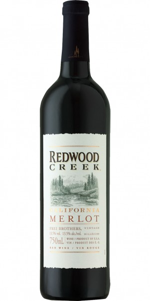 Frei Brothers, Redwood Creek Merlot, Kalifornien