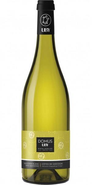 Domaine Uby, Domus Colombard Sauvigon Blanc, IGP Cotes de Gascogne
