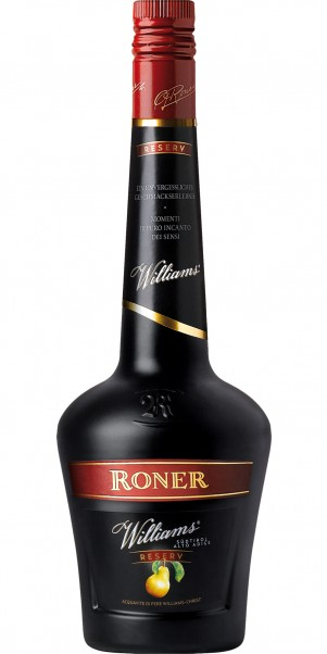 Edeldistillerie Roner, RONER Williams Christ Reserv 42 %