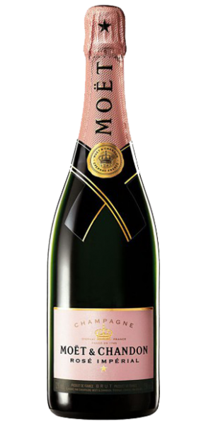 Champagner Moét & Chandon Brut Rosé Imperial, 0,75-l-Fl.