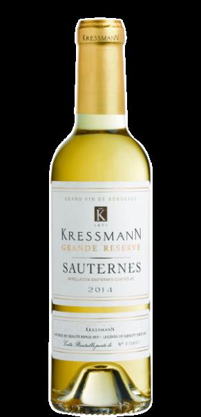 Kressmann Grande Reserve Sauternes, AC Sauternes 0,375 l