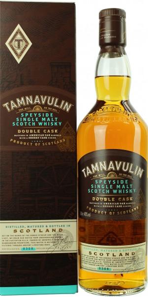Tamnavulin, Speyside Single Malt Scotch Whisky Double Cask 40%