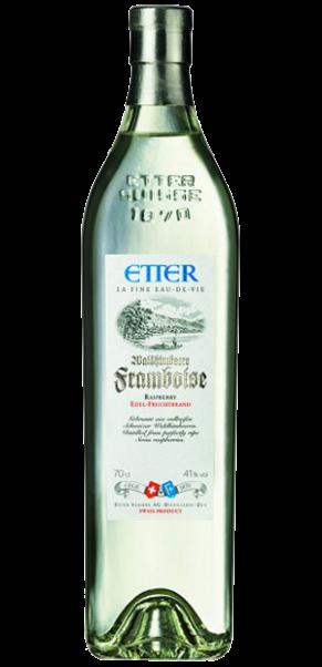 Brennerei Etter, Framboise, Edel - Fruchtbrand