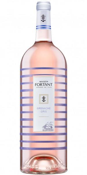 Fortant de France, Maison Fortant Marinière Grenache Gris Rosé, Vin de Pays d´Oc, MAGNUM
